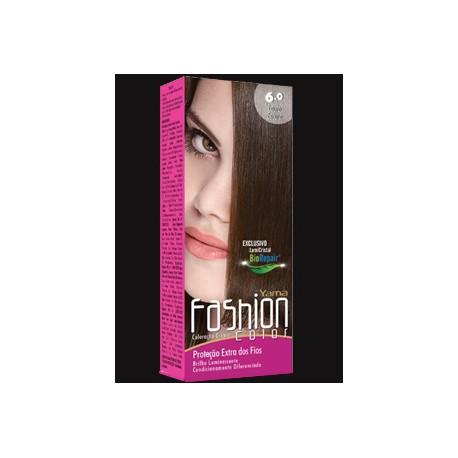 Coloração Yamá Fashion 6.0 Louro Escuro 60g