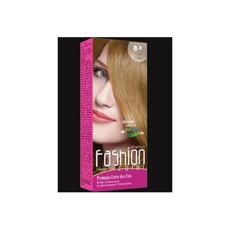 Coloração Yamá Fashion 8.0 Louro Claro 60g