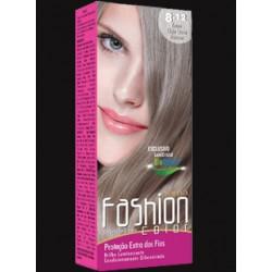 Coloração Yamá Fashion 8.12 Louro Claro Cinza Irisado 60g
