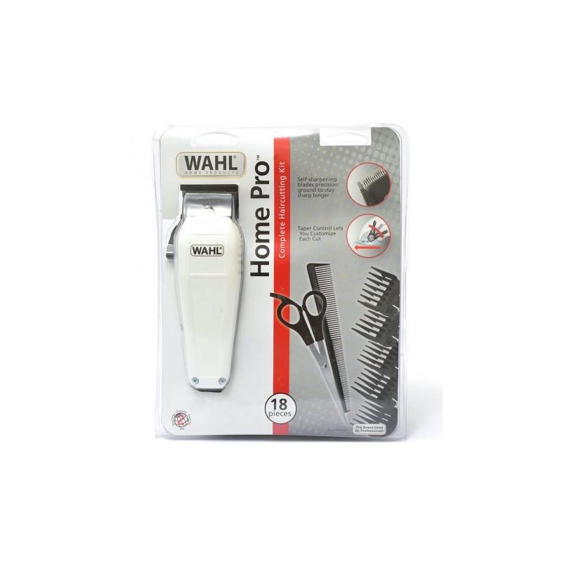 6032f349c Maquina de Corte Home Pro Branca - Wahl - Valdir Cosméticos