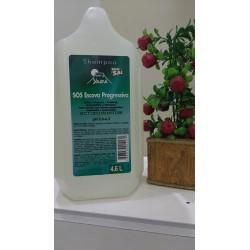 Galao Shampoo Sos Escova Progressiva 4,6L - Yama