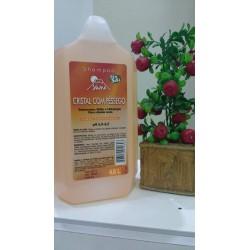 Galao Shampoo Cristal com Pessego 4,6L - Yama