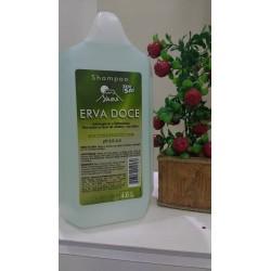 Galao Shampoo Erva Doce 4,6L - Yama