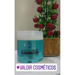 Mascara Hidratacao Banho de Verniz 500g -Goz