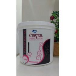 Mascara Capilar Plastica dos Fios 2,8kg - Cristal Hair Look