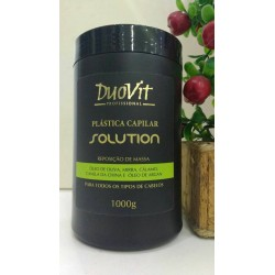 Mascara Solution Plastica Capilar 1Kg- Duovit