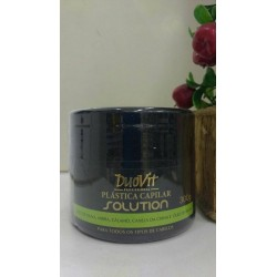 Mascara Solution Plastica Capilar 300g - Duovit
