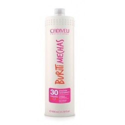 Emulsão Reveladora (Ox) Buriti Mechas 30 vol. 900ml Cadiveu