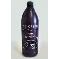 Água Oxigenada Oxicreme Ametísta Yamá 30 Volumes 900ml