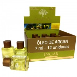 Inoar Sérum Argan Oil Óleo De Argan - 07ml (Display com 12 unds